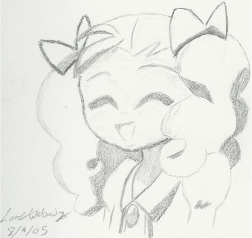 Hal Film Maker, Princess Tutu, Lilie, Member Art