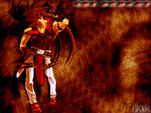 Guilty Gear, Sol Badguy Wallpaper
