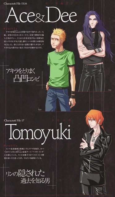 A-1 Pictures, Nitro+, Togainu no Chi, Tomoyuki