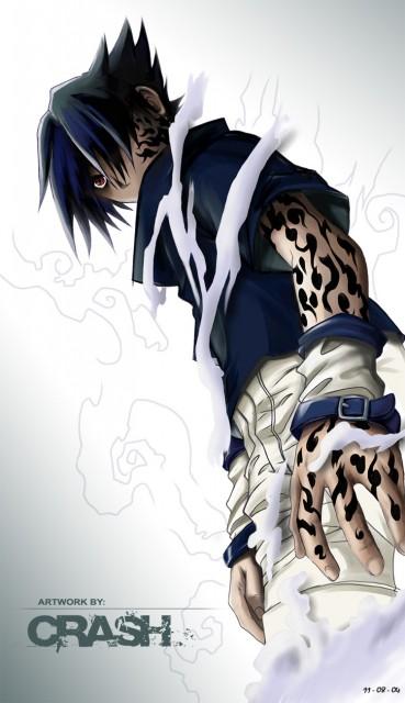 Naruto, Sasuke Uchiha, Member Art