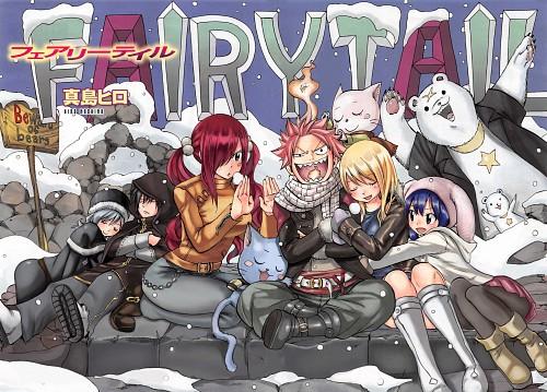 Hiro Mashima, Satelight, Fairy Tail, Natsu Dragneel, Wendy Marvell