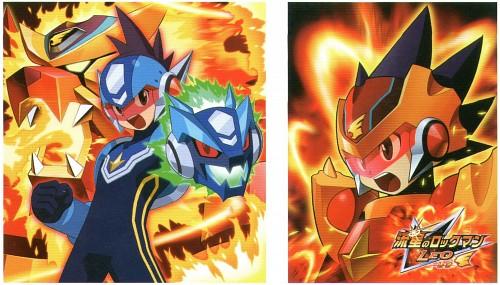 Capcom, MegaMan, Rockman, Subaru Hoshikawa