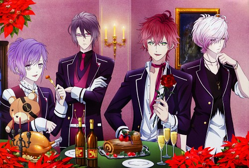 Rejet, Idea Factory, Zexcs, Diabolik Lovers, Subaru Sakamaki