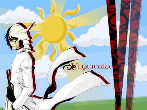 Kubo Tite, Studio Pierrot, Bleach, Ulquiorra Cifer, Vector Art Wallpaper