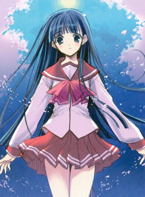 Hiro Suzuhira, AQUAPLUS, To Heart 2, Yuki Kusakabe