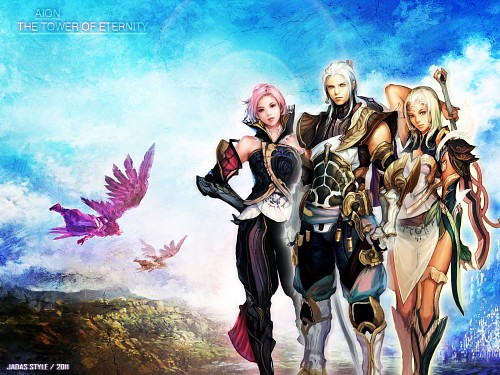 Aion: The Tower of Eternity Wallpaper