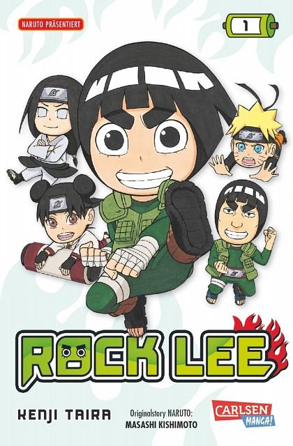 Masashi Kishimoto, Naruto, Gai , Rock Lee, Naruto Uzumaki