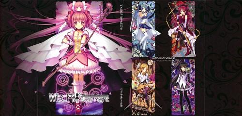 Sayori, NEKO WORKs, Puella Magi Madoka Magica, Witch/stay night, Homura Akemi