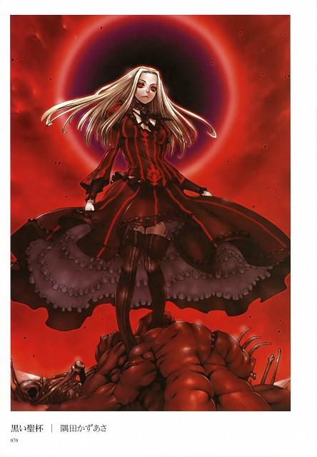 Kazuasa Sumita, Ufotable, TYPE-MOON, Fate/Zero, Fate/Zero Tribute Arts