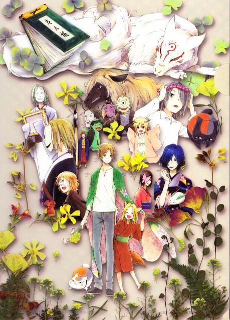 Yuki Midorikawa, Brains Base, Natsume Yuujinchou, Benio, Nyanko-sensei