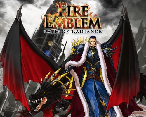Senri Kita, Fire Emblem, Official Wallpaper
