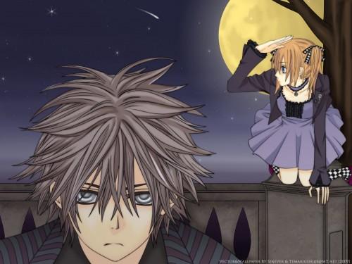 Matsuri Hino, Vampire Knight, Rima Touya, Senri Shiki Wallpaper