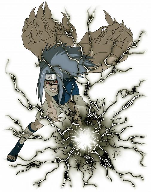 Studio Pierrot, Naruto, Sasuke Cursed Seal