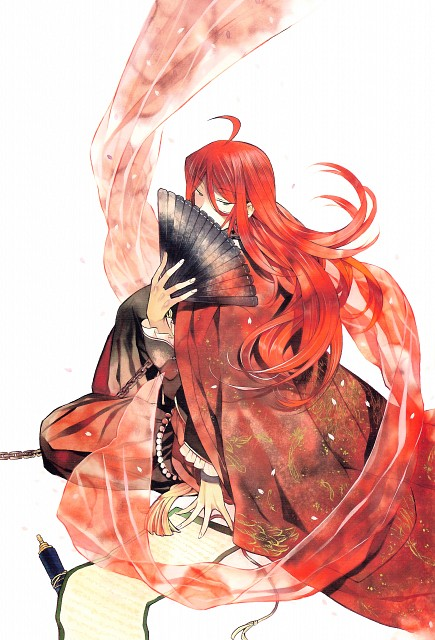 Jun Mochizuki, Xebec, Pandora Hearts, Pandora Hearts ~there is~, Rufus Barma