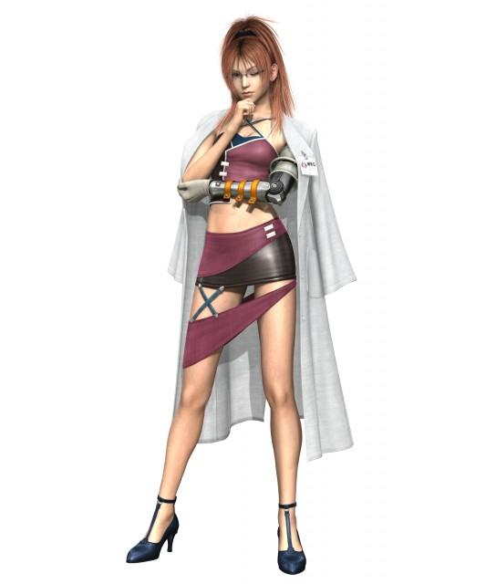Square Enix, Final Fantasy VII: Dirge of Cerberus, Shalua Rui