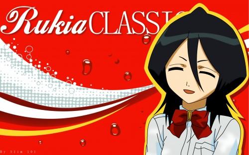 Kubo Tite, Studio Pierrot, Bleach, Rukia Kuchiki, Vector Art Wallpaper