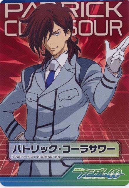 Mobile Suit Gundam 00, Patrick Colasour