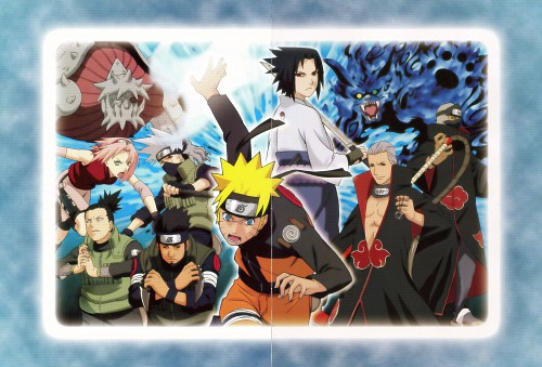 Studio Pierrot, Naruto, Sakura Haruno, Asuma Sarutobi, Kakuzu