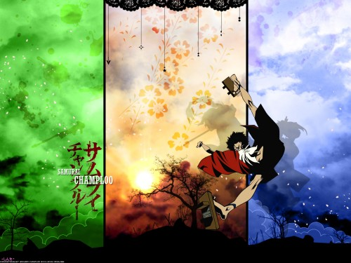 Samurai Champloo, Mugen Wallpaper