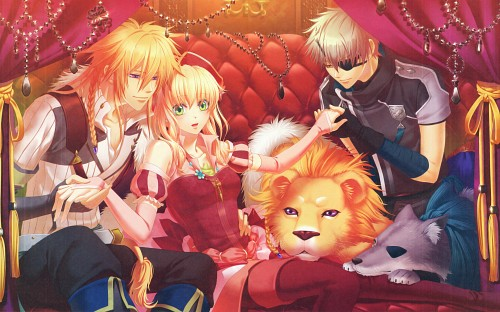 miko (Mangaka), Idea Factory, Beast Master and Prince Official Visual Artbook, Beast Master and Prince, Tiana (Beast Master and Prince)