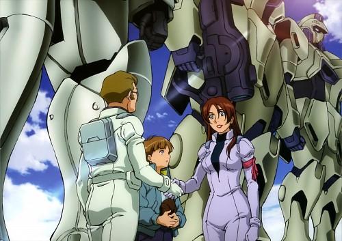 Sunrise (Studio), Mobile Suit Victory Gundam, Mobile Suit Gundam - Universal Century, Gundam Perfect Files, Uso Ewin