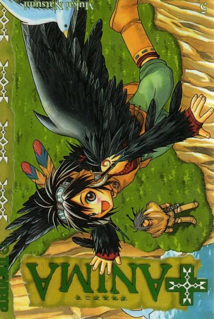Natsumi Mukai, Plus Anima, Cooro, Senri, Manga Cover