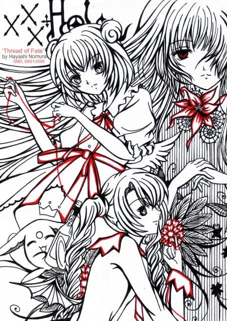 xxxHOLiC, Moro-dashi, Yuuko Ichihara, Maru-dashi, Member Art
