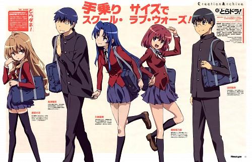 Yukie Hiyamizu, J.C. Staff, Toradora!, Ami Kawashima, Yusaku Kitamura