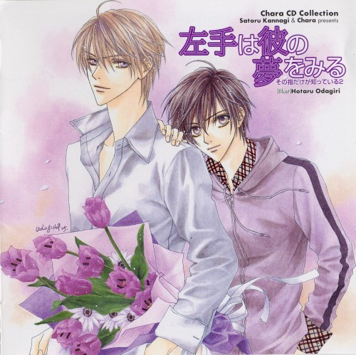 Hotaru Odagiri, Only the Ring Finger Knows, Wataru Fujii, Yuichi Kazuki, Album Cover