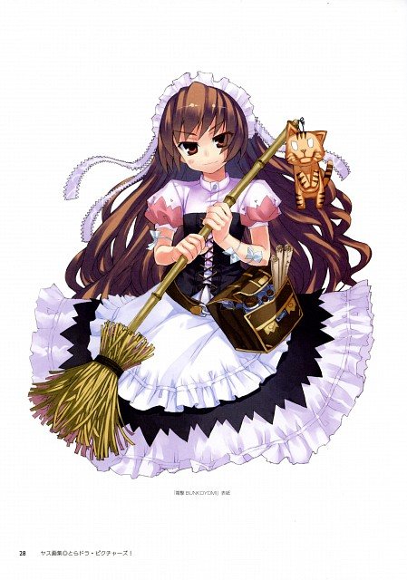 Yasu, J.C. Staff, Toradora!, Yasu Illustrations, Taiga Aisaka