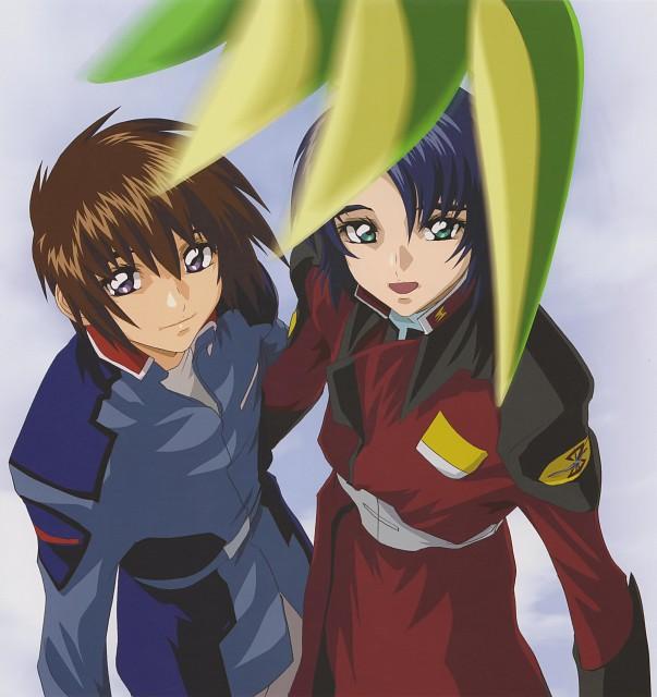 Hisashi Hirai, Sunrise (Studio), Mobile Suit Gundam SEED, Torii (Gundam SEED), Kira Yamato