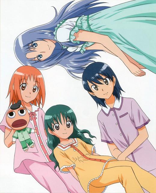 Moosuke Mattaku, J.C. Staff, Gokujou Seitokai, Kanade Jinguji, Rino Rando