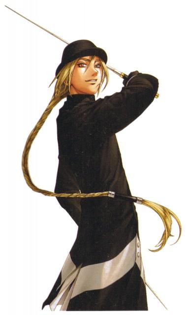 Fumi Ishikawa, Konami, Gensou Suikoden III 108 Stars Guide, Suikoden III, Yuber