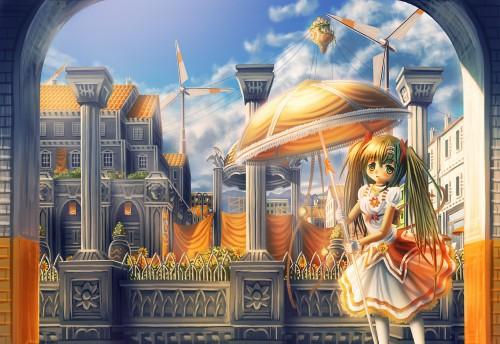 Vocaloid, Miku Hatsune, Member Art