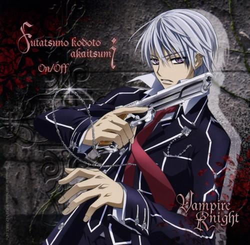 Matsuri Hino, Studio DEEN, Vampire Knight, Zero Kiryuu, Album Cover