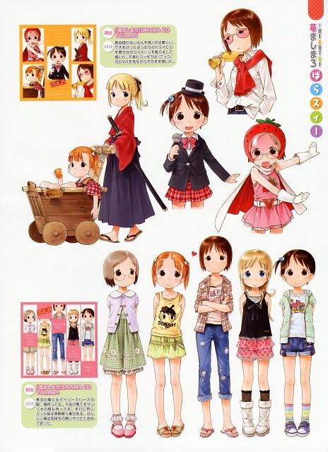 Barasui, Ichigo Mashimaro, Ana Coppola, Chika Itoh, Nobue Itoh