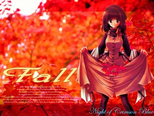 Akane Ikegami, AQUAPLUS, Comic Party, Aya Hasebe Wallpaper