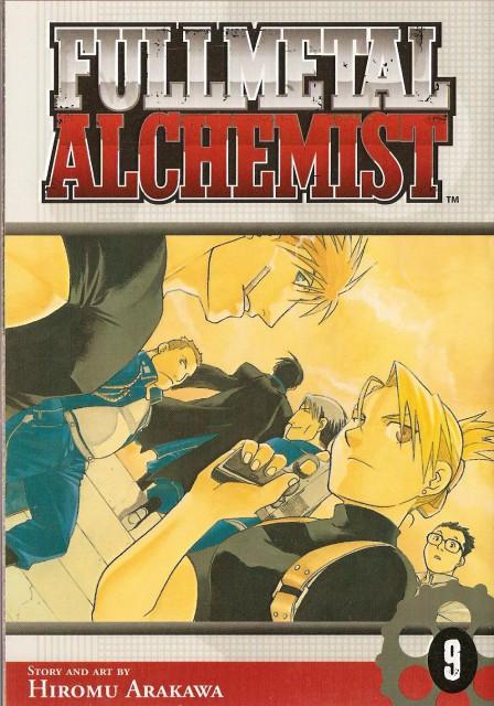 Hiromu Arakawa, Fullmetal Alchemist, Jean Havoc, Heymans Breda, Roy Mustang