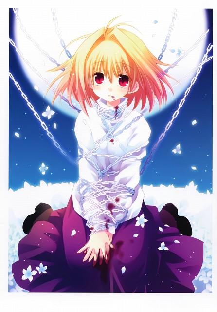 Izumi Sakurazawa, Ears;years, Clair de Lune, Shingetsutan Tsukihime, Arcueid Brunestud