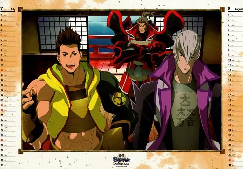 Production I.G, Capcom, Sengoku Basara, Hideyoshi Toyotomi (Sengoku Basara), Mitsunari Ishida (Sengoku Basara)