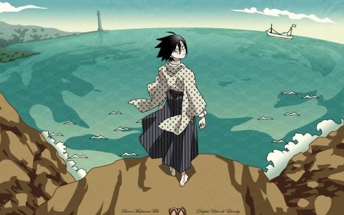Kouji Kumeta, Shaft (Studio), Sayonara Zetsubou Sensei, Nozomu Itoshiki Wallpaper