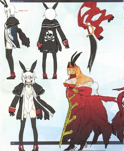 DELiGHTWORKS, Fate/Grand Order, Anne Bonny (Fate/Grand Order), Mary Read (Fate/Grand Order), Character Sheet