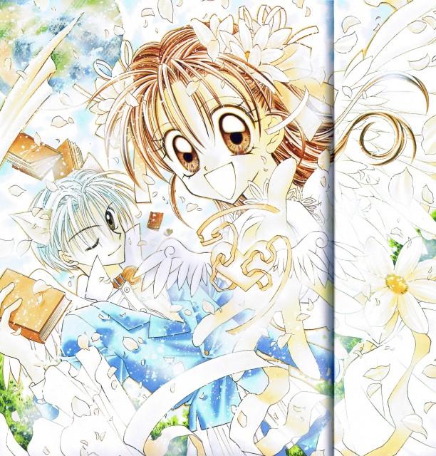 Arina Tanemura, Kamikaze Kaitou Jeanne, Kamikaze Kaitou Jeanne Artbook, Maron Kusakabe, Chiaki Nagoya