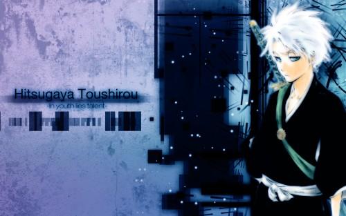 Kubo Tite, Studio Pierrot, Bleach, Toshiro Hitsugaya Wallpaper
