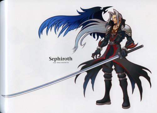 Square Enix, Kingdom Hearts, Sephiroth