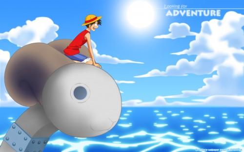 Eiichiro Oda, Toei Animation, One Piece, Monkey D. Luffy, Going Merry Wallpaper