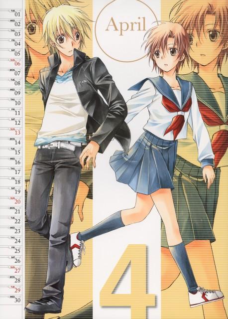 Eita Mizuno, J.C. Staff, Spiral: The Bonds of Reasoning, Shirou Sawamura, Ryoko Takamachi