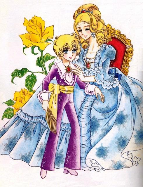 Riyoko Ikeda, TMS Entertainment, Rose of Versailles