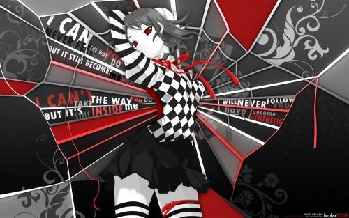 Touhou, Sakuya Izayoi, Vector Art Wallpaper