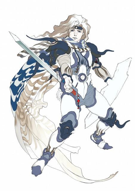 Square Enix, Final Fantasy IV, Cecil Harvey